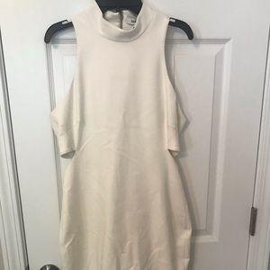 Elizabeth and James Shalene Dress in Ivory